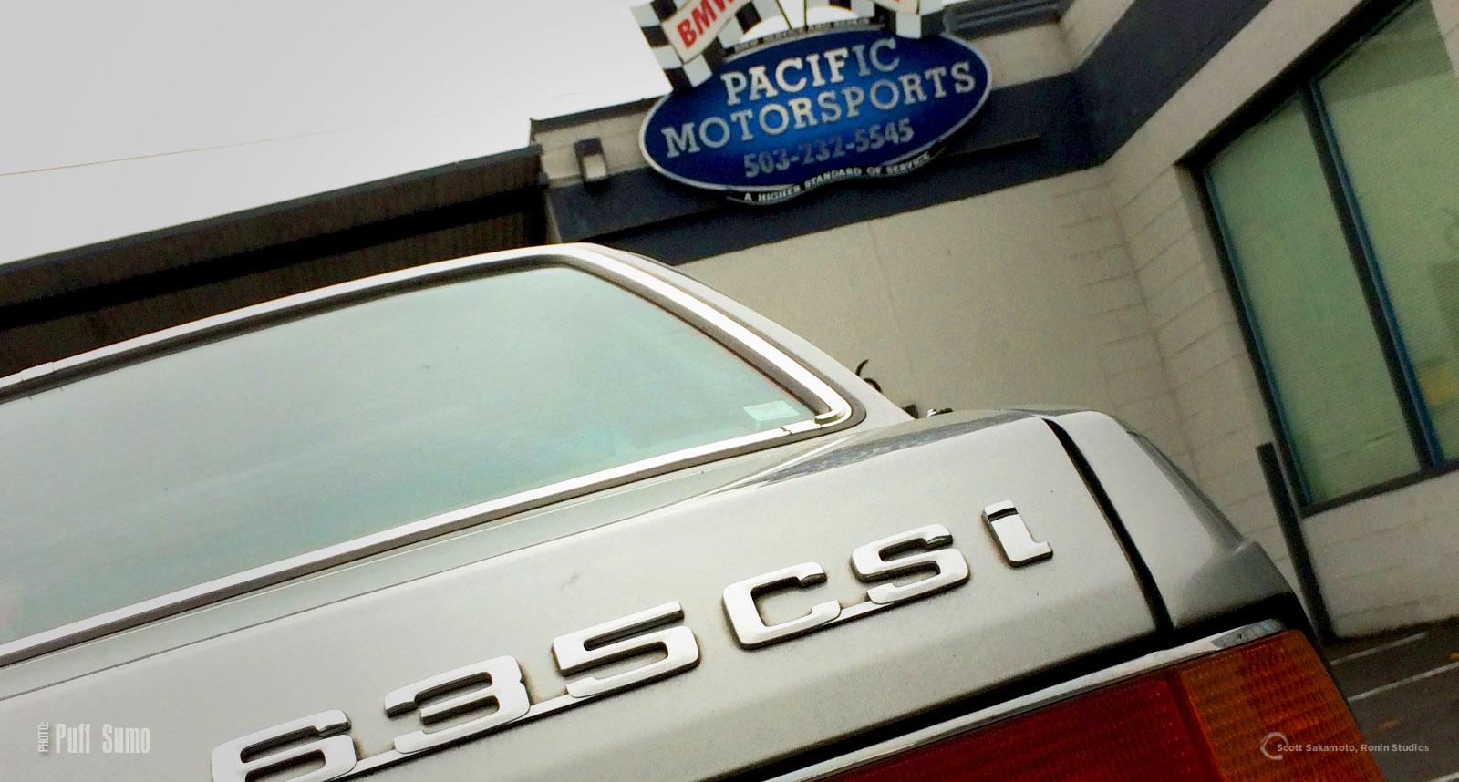Pacific Motorsports, BMW Repair, BMW Service, Mark Dikeos,