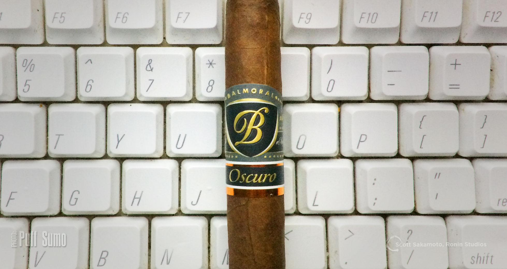 Añejo XO Oscuro, Balmoral Cigars, Mexico San Andres, Corona
