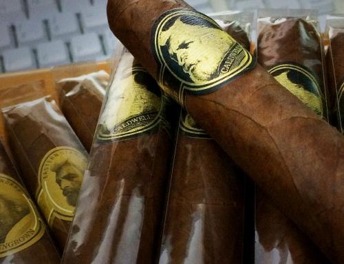 I Can't Smoke Cigars Right Now, So I'll Write Fantasy…