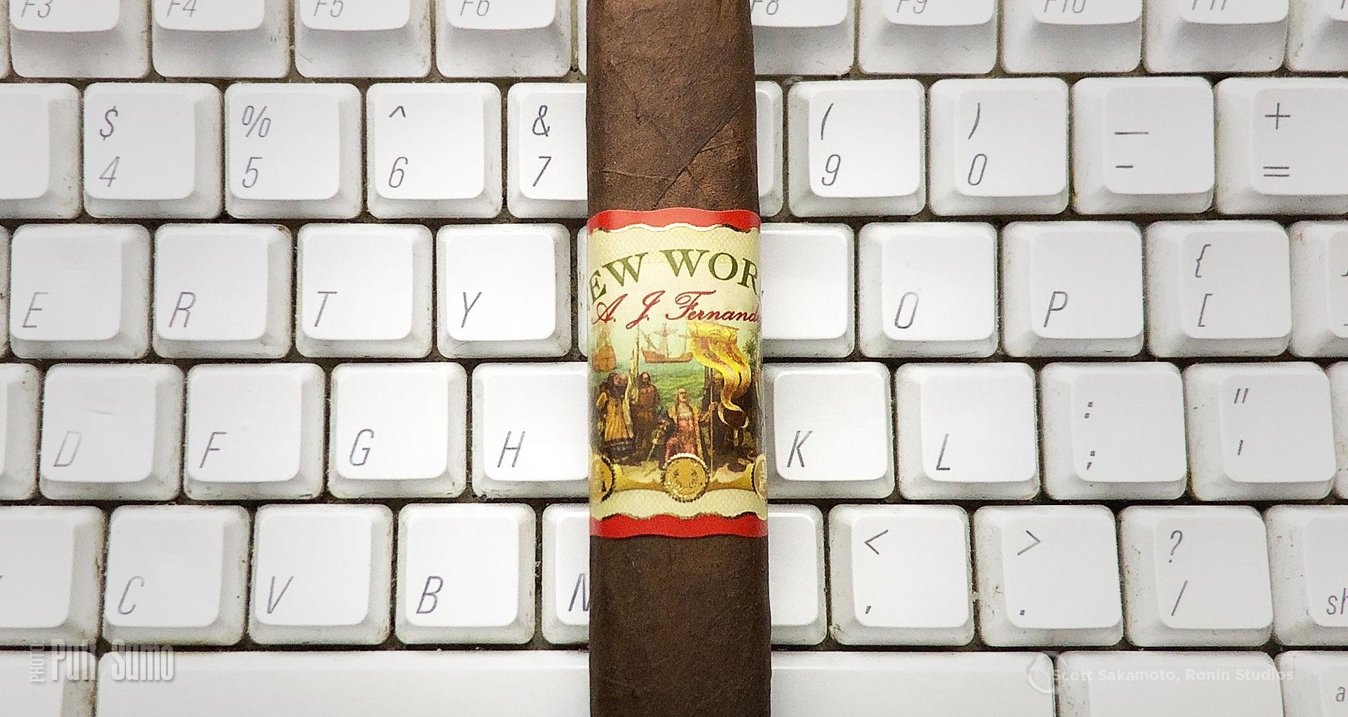 A.J. Fernandez, New World, New World Cigar, Nicaraguan Jalapa, Nicaraguan Oscuro