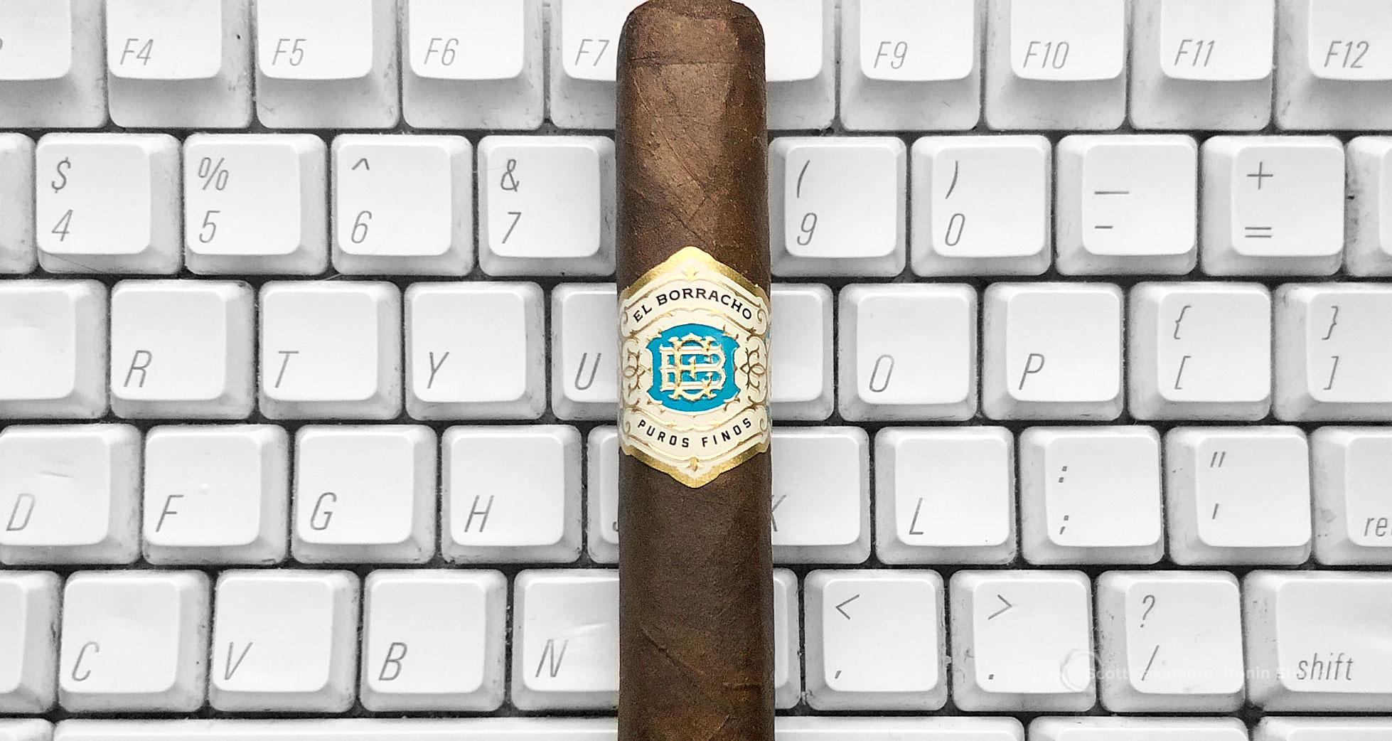 Connecticut Broadleaf, Dapper Cigars, El Borracho Maduro, Nicaragua
