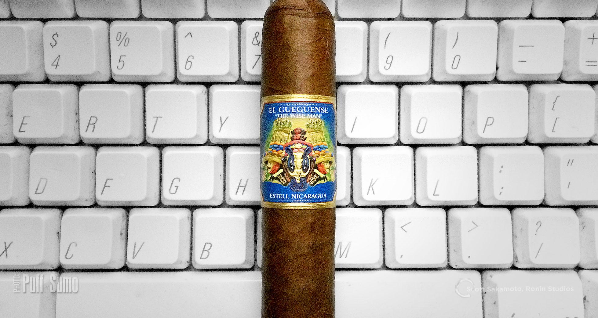 Corojo, El Güegüense, Foundation Cigars, Mick Melillio, Nicaraguan Corojo 99, The Wise Man