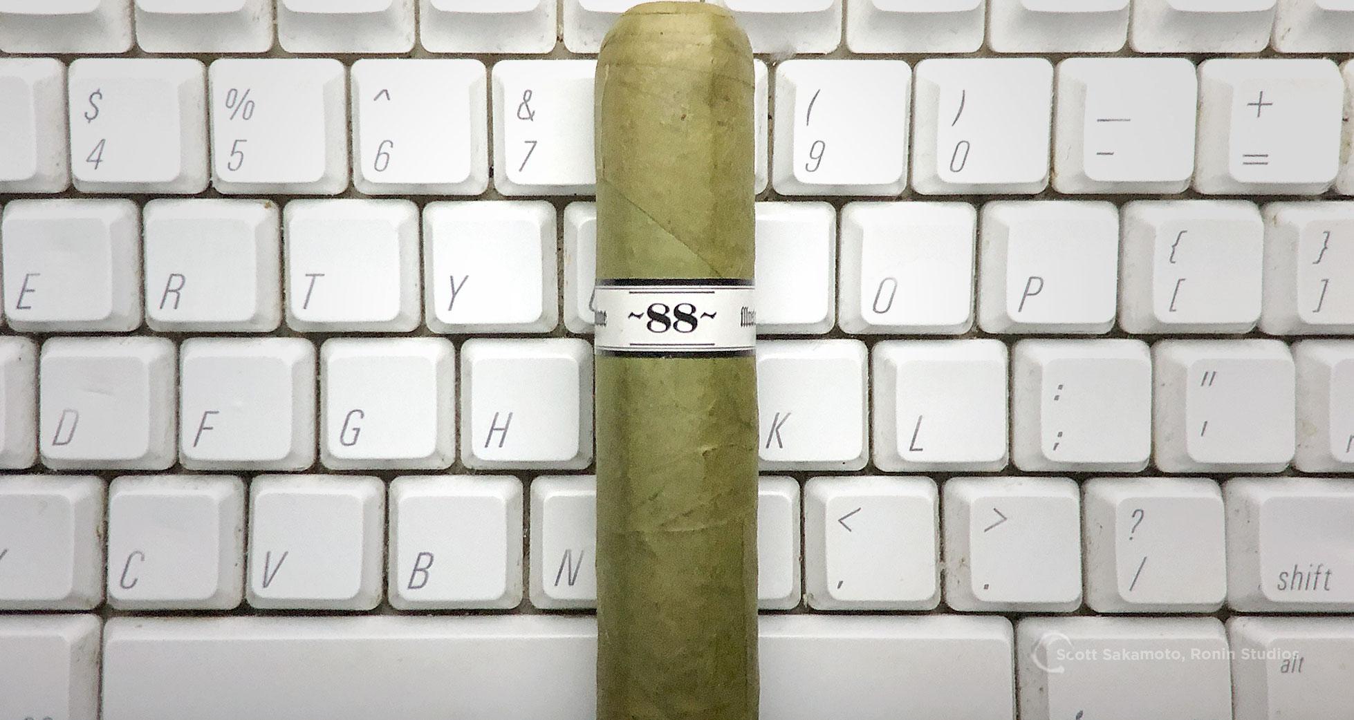 ~88~, Illusione Candela, Illusione Cigars, Nicaraguan, Nicaraguan Candela
