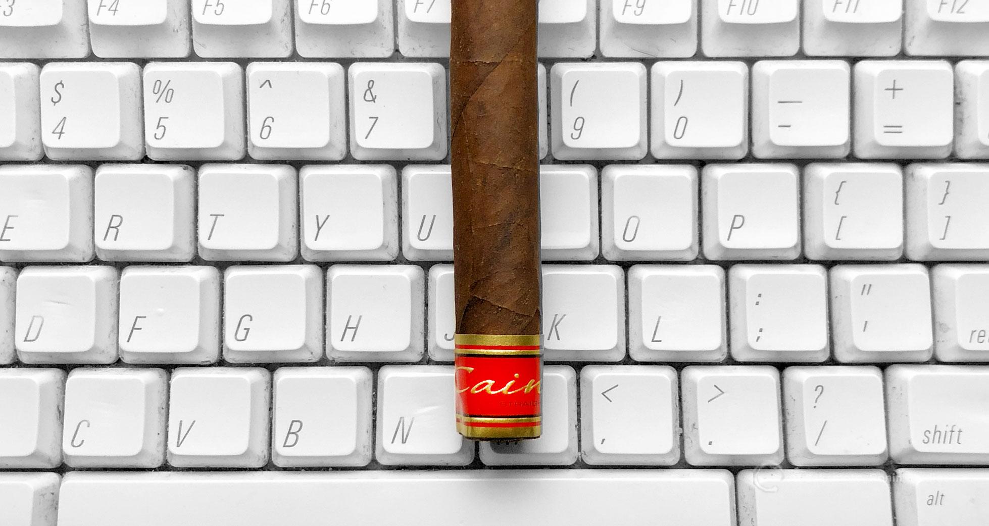 Cain Cigars, Cain F Lancero, Nicaragua, Nicaraguan Habano, Oliva Cigar Company